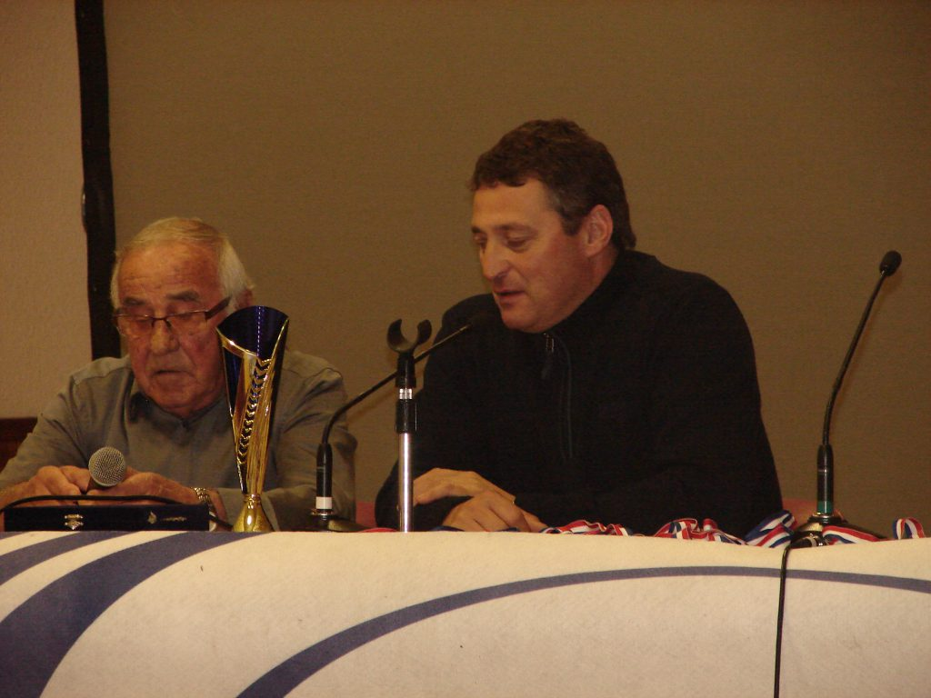 Mr Boix et Mr Angeli